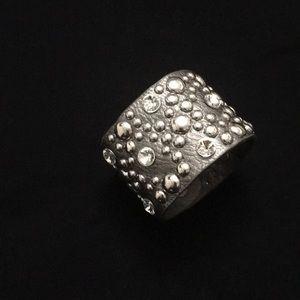 Jewelry - Leather Studded bracelet
